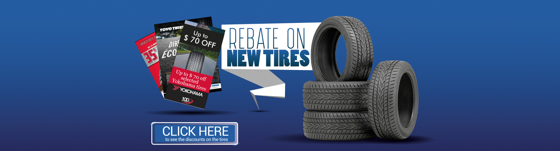 rebate on tire
